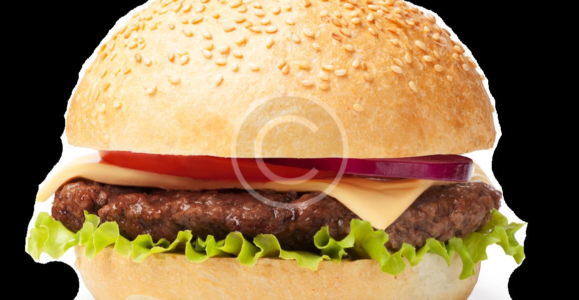Organic burger